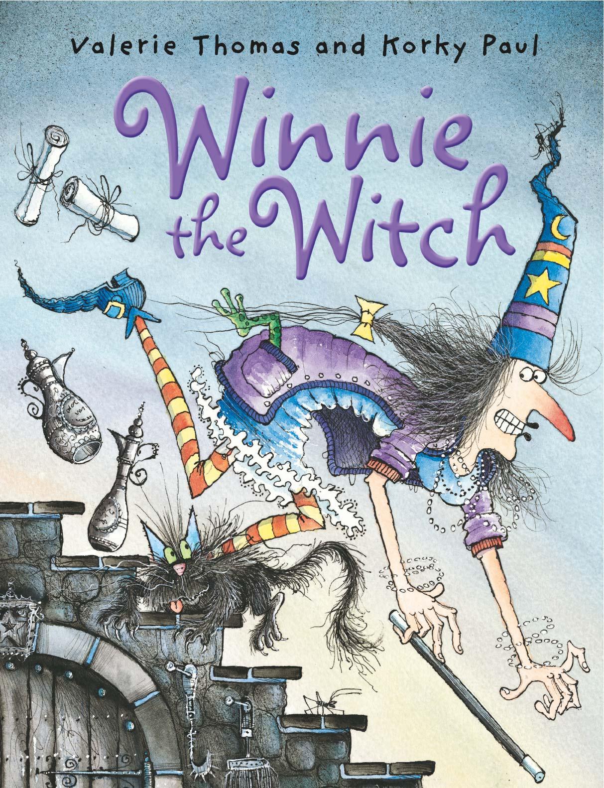 Winnie The Witch - angol mese gyerekeknek