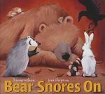 Bear Snores On angol mese gyerekeknek