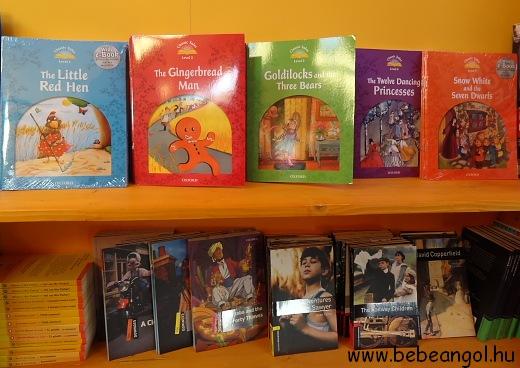 angol gyerekkönyvek és nyelvi játékok a Kisgombos Meseboltban