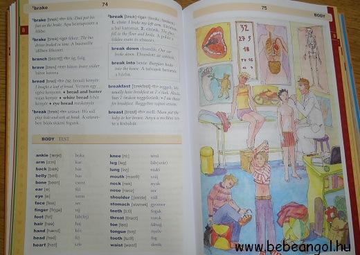 nagyszerű angol gyerekszótár a Kisgombos Meseboltban