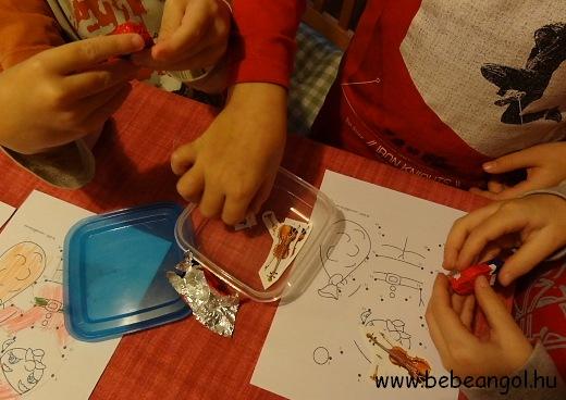adventi naptár játékos angolozáshoz gyerekekkel