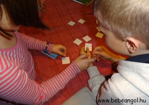 Játékosan tanuljuk angolul írni és olvasni a számokat, és az órát