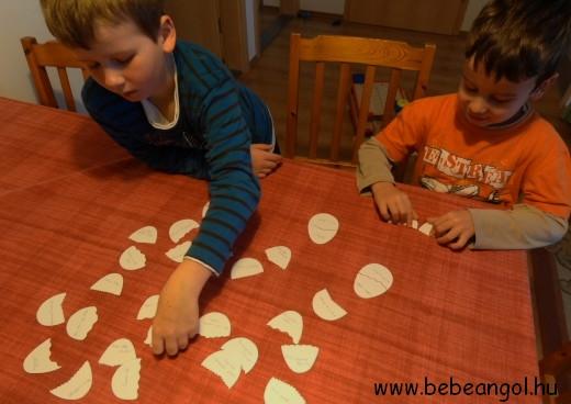 Játékosan tanulunk angolul olvasni Húsvétkor a gyerekekkel, angol gyerekdalok segítségével