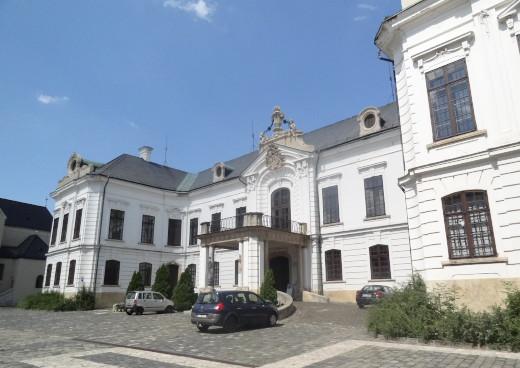 Püspöki Palota Veszprémben