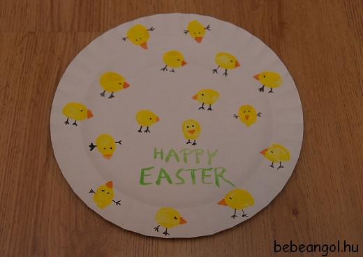 kreatív angolozás a gyerekekkel Húsvétkor is