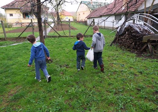 Easter Egg Hunt - vajon hol a nyuszifészek?