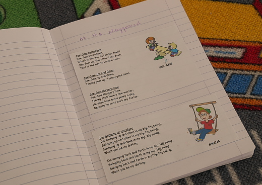 angol daloskönyv