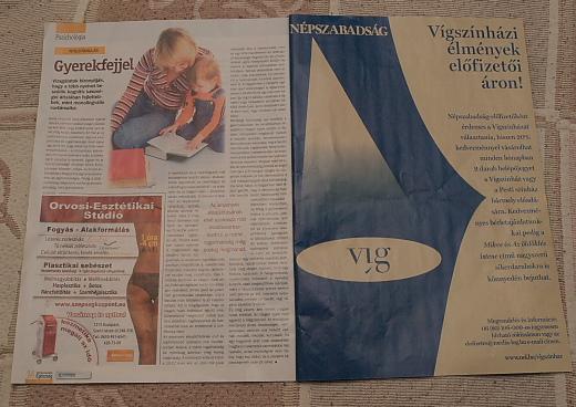 újságcikk a korai nyelvtanulásról