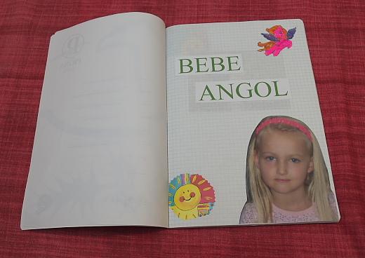 Andi angol daloskönyve