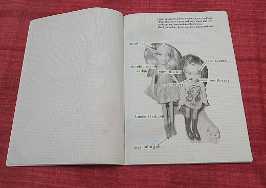 Andi angol daloskönyve belülről