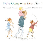 We're Going On A Bear Hunt - nagyon jó angol mese gyerekeknek