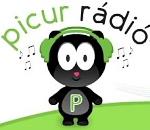 picúr rádió logója