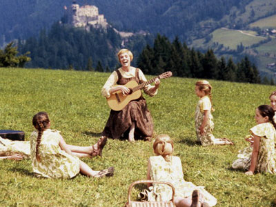 The sound of music - A muzsika hangja DO RE MI