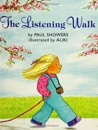 The Listening Walk - nagyszerű angol gyerekkönyv
